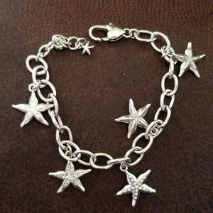 Brighton Sea Star Sea Charm Bracelet